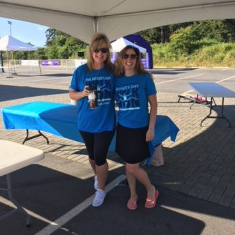 Victoria, BC, Raymond James Father's Day Walk/Run for Prostate Cancer