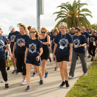 RJCF Fun Walk/Run at NBC 2018