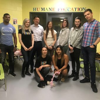 2019 RJ Cares Toronto - Humane Society Group