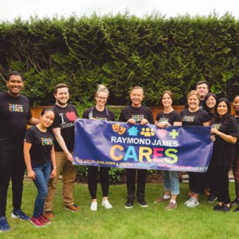 2019 RJ Cares Vancouver - Dixon Transition Society