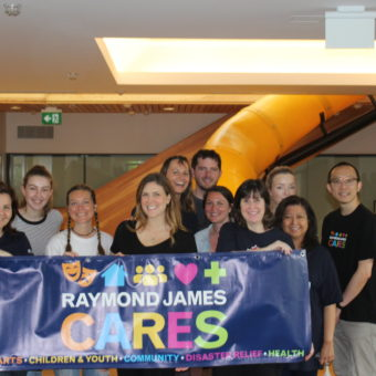 2019 RJ Cares Vancouver - Ronald McDonald House Mother's Day