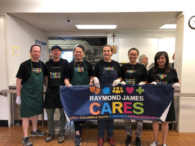 2019 RJ Cares Vancouver - Door is Open - Geoff Campbell, Andrew Beason, Alan Siau, Nicky Anderton, Molly Zhao, Neena Campbell