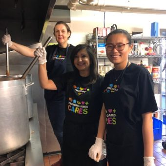2019 RJ Cares Vancouver - Door is Open - Nicky Anderton, Neena Campbell, Molly Zhao