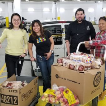 2019 RJ Cares Calgary - The Mustard Seed Kathy Arienza, Erma Sweet & Chefs from the Mustard Seed